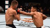 """Enrique Barzola: """"Por decisión no me vuelven a ganar"""" en la UFC"""