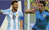 Argentina vs. Uruguay: con Lionel Messi por las Eliminatorias