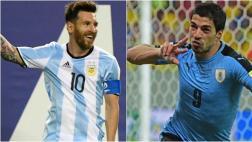 Argentina vs. Uruguay: con Lionel Messi por Eliminatorias 2018