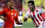 Chile vs. Paraguay: en Asunción por Eliminatorias Rusia 2018
