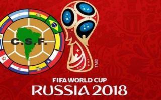 Eliminatorias Rusia 2018: la tabla de posiciones de Sudamérica
