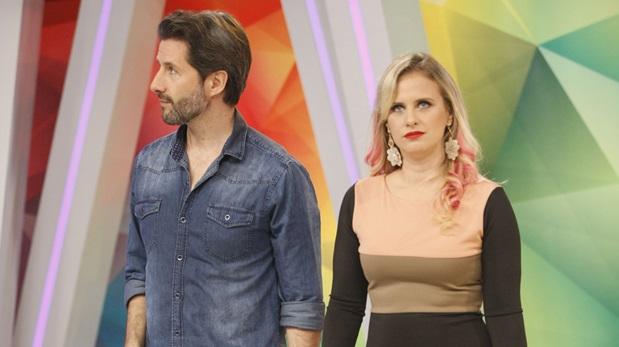 Marco Zunino y Rossana Fernández Maldonado en