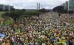 Dilma Rousseff: Miles esperan en las calles decisión del Senado