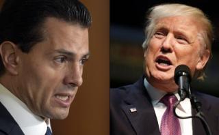 """México: En qué cabeza cabe invitar al """"mentiroso"""" de Trump"""