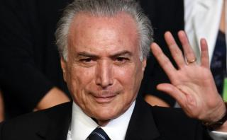 Michel Temer, ex aliado de Dilma que se convierte en presidente