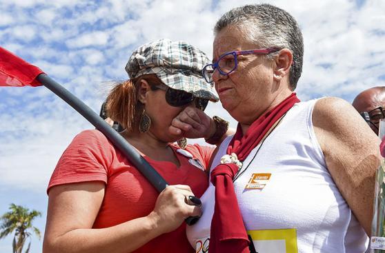 Alegría y llanto en Brasil tras destitución de Dilma Rousseff