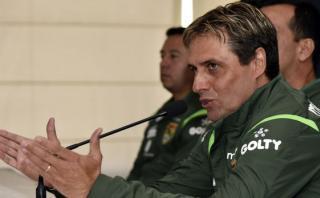 Ángel Hoyos: ¿Qué dijo el técnico de Bolivia sobre Perú?