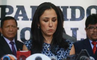 Congreso decidirá hoy cómo investigará a Nadine Heredia