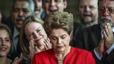 El día en fotos: Dilma, Temer, Trump, Cuba, Zika y más