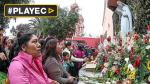 Así se conmemoró a Santa Rosa de Lima en su día [VIDEO] - Noticias de rosa valiente