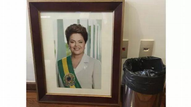 Venezuela congeló relaciones con Brasil tras destitución de Dilma Roussef