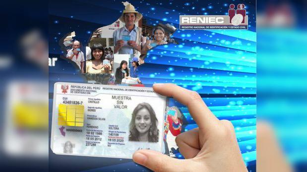 DNI electrónico: Reniec informó cómo adquirir nuevo documento