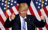 """Trump insiste: """"México pagará el muro, pero todavía no lo sabe"""""""
