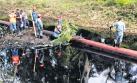 Hoy inician limpieza de zona afectada por derrame de petróleo