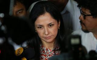 Nadine Heredia será investigada por Comisión de Fiscalización