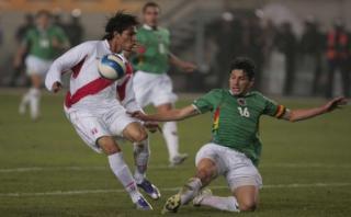 Perú vs. Bolivia: últimos choques en 4 eliminatorias [VIDEOS]