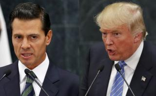 """México: """"Creer que pagaremos por el muro es una barbaridad"""""""