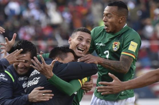 Perú vs. Bolivia: las fotos de la derrota en La Paz