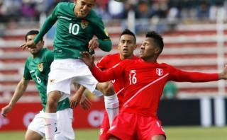 VOTA: ¿Quién tuvo el peor rendimiento de Perú ante Bolivia?