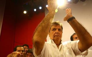 "Alan García dice que Humala dejó ""sin oxígeno fiscal"" a PPK"