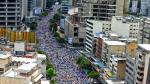 Caracas: La marea humana que exigió el revocatorio [VIDEOS] - Noticias de avenida peru