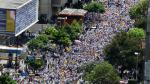 Venezuela: La Toma de Caracas vista desde lo alto [FOTOS] - Noticias de tomas valle