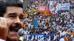 Maduro: La Toma de Caracas no superó las 35.000 personas - Noticias de chavez ramos
