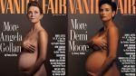 """Cinco madres se convierten en """"chicas de portada"""" por un día - Noticias de demi moore"""