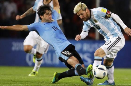 Lionel Messi: absoluto protagonismo en el triunfo de Argentina