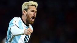Argentina ganó 1-0 a Uruguay con gol de Messi y es líder
