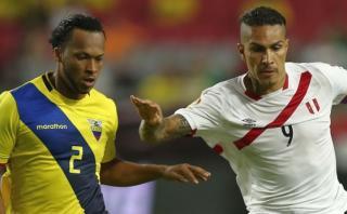 Perú vs. Ecuador: fecha, hora y transmisión por Eliminatorias