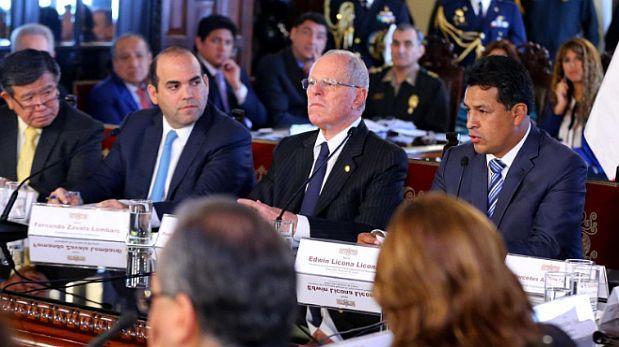 Gobierno y regiones impulsarán pedido de facultades — Zavala