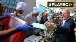 Mistura reunirá cocinas milenarias de México, Marruecos y Japón - Noticias de emilio macias
