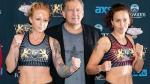 Muay thai: Antonina Shevchenko defiende el título de Lion Fight - Noticias de antonina shevchenko