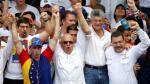 ¿Sirvió la calle?: El duro camino para lograr revocar a Maduro - Noticias de john magdaleno