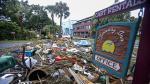 EE.UU.: Lo que destruyó Hermine tras su paso por Florida - Noticias de tormenta earl