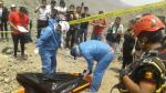 Trujillo: minero ilegal fue hallado muerto en socavón - Noticias de cesar ruiz