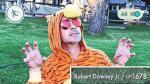 "Robert Downey Jr. decidió ""convertirse"" en un pokémon - Noticias de robert downey jr"