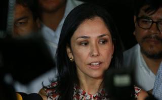 Fuerza Popular y el nacionalismo enfrentados por Nadine Heredia