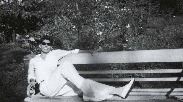 Freddie Mercury en su juventud. (Foto: FuckYeahFreddie/ Tumblr)