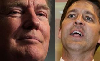 Senador republicano es criticado por no apoyar a Donald Trump