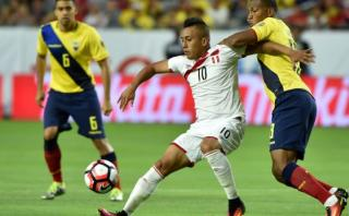 Perú vs Ecuador: fecha, hora y TV del partido por Eliminatorias