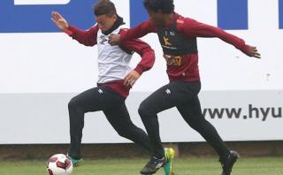 Selección peruana: Gareca probó con Benavente en equipo titular