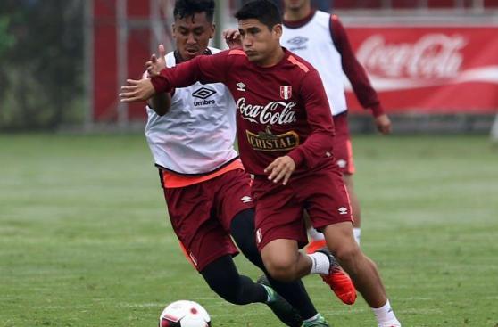 Selección: con Guerrero a la cabeza entrenó pensando en Ecuador