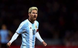 Lionel Messi explicó por qué se tiñó el cabello de rubio