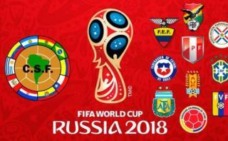 Eliminatorias Rusia 2018: la tabla de posiciones tras fecha 8