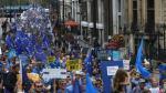 """""""¡Detengan el Brexit!"""": Los británicos piden nuevo referéndum - Noticias de hyde park"""