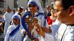 La multitudinaria canonización de la madre Teresa de Calcuta - Noticias de cesar cielo