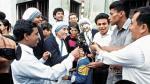 Misioneras de la Caridad salen en procesión por Madre Teresa - Noticias de teresa garcia