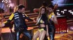 """Angie Arizaga bailó con Nicola Porcella en """"El gran show"""" - Noticias de joe arroyo"""